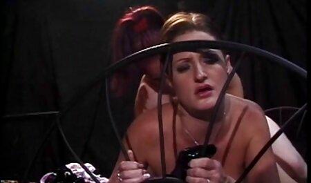 گاییدن, زیبایی, آزمون, سیاه, پشت صحنه فیلم سکی جوراب ساق بلند